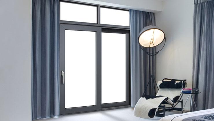 Aluminum Extrusion Profile, Aluminium section for windows