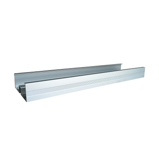 Light Aluminum French Casement Window Profiles for Aluminum Frame Glass Door
