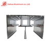 Philippines Extrusion Aluminum Profiles Frame Windows T Track for Sliding Window System