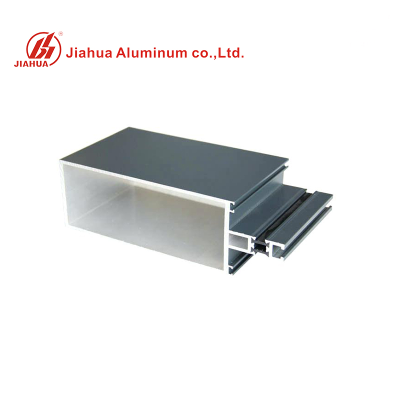 Top Manufacturer Aluminum Alloy Profile For Curtain Glass Wall Profile