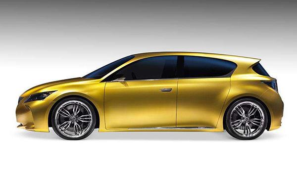 Aluminum profiles for car
