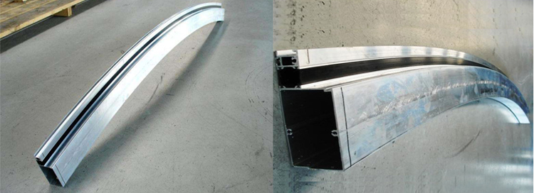 Jia Hua Bending Aluminum Profiles