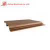 Jia Hua Foshan Wooden Grain Aluminum Ceiling Panel For Roof Decoration