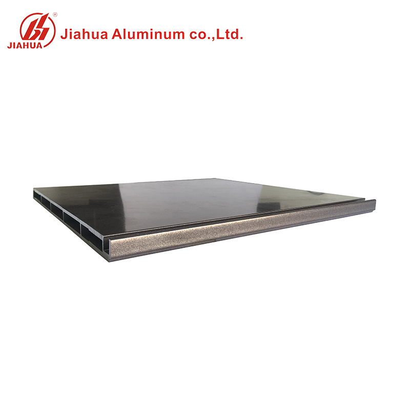 Metallic Powder Coating Aluminum Extrusion Frame Scaffolding Profiles for Construction