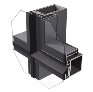 MQC General Curtain Wall Profiles