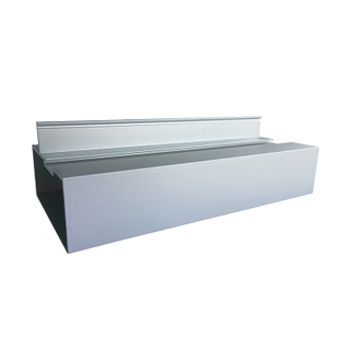 Jia Hua Anodized Profiles Aluminum Extrusion Price Per Kg for Door And Window