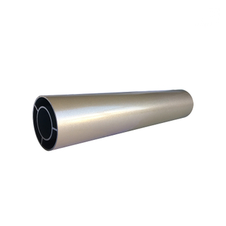 Jia Hua Metallic Powder Coating Aluminium Hollow Round Tubing Profiles