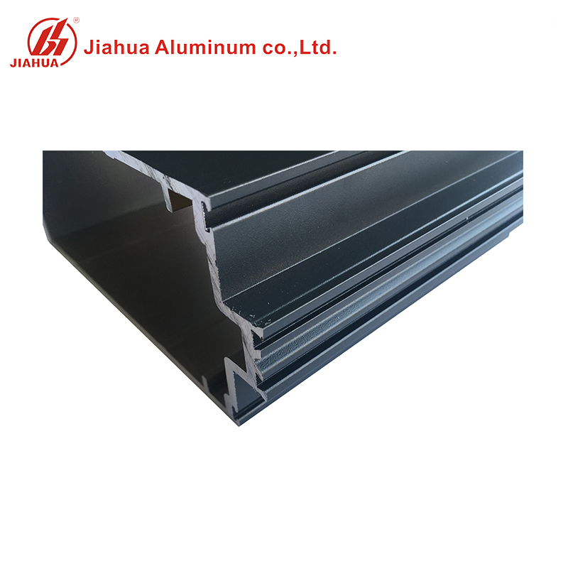 Hot Sale Aluminum Glass Curtain Wall Frame Proifles for Building Construction