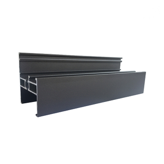 Powder Coated Aluminium Thermal Break Casement Window Profiles for Malaysia