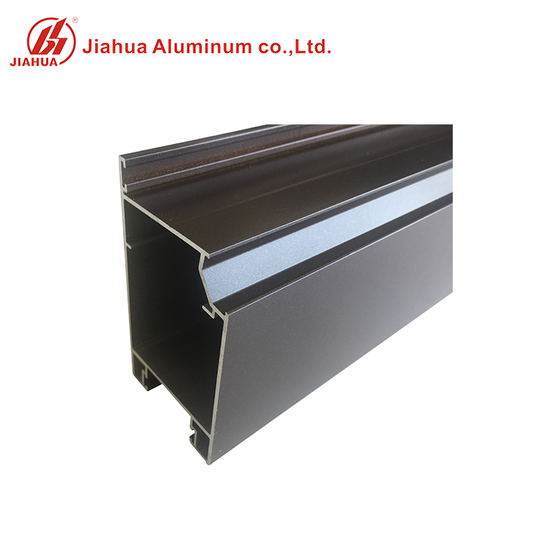 6063 Extruded Aluminum Window Frame Profiles for Philippines Market